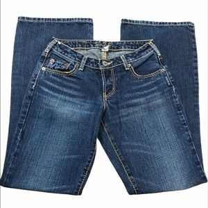 Vintage Silver Jeans Dallas